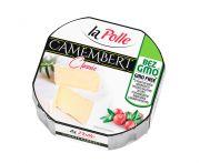 Sajt camembert la polle import 120gr