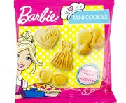 Barbie character cookies/ 12x20g