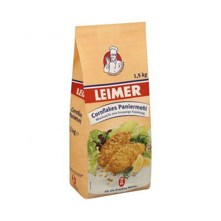 Leimer cornflakes panírmorzsa 1,5kg