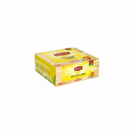 Lipton yellow label tea 100x1,8g