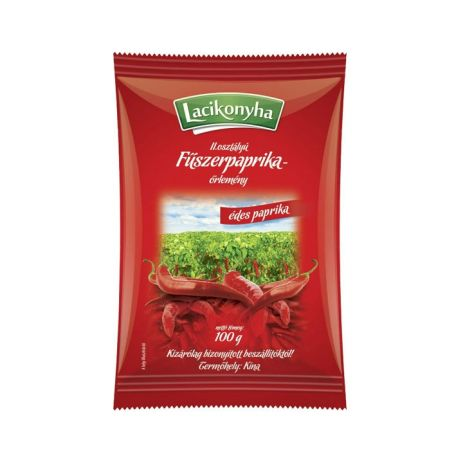 Fűszer paprika csemege ii. oszt. import lacikonyha 1kg