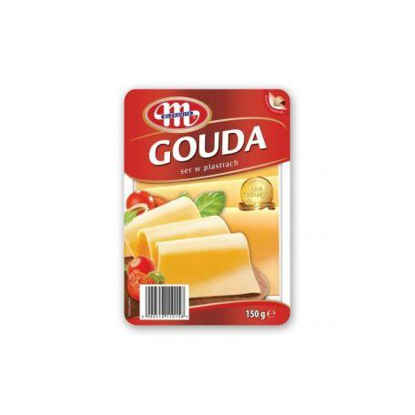 Mlekovita gouda sajt szeletelt 150g