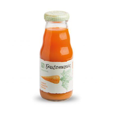 Frutomania sárgarépa üdítőital 100% 200ml