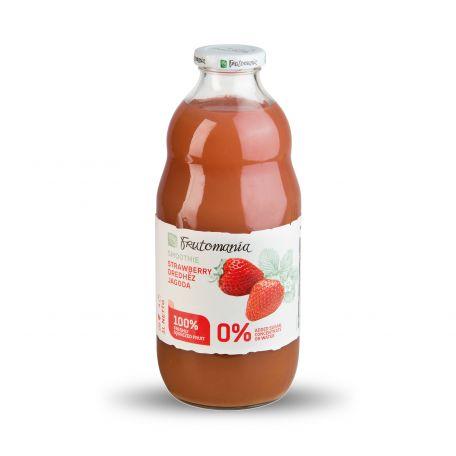 Frutomania eper üdítőital 100% 1l