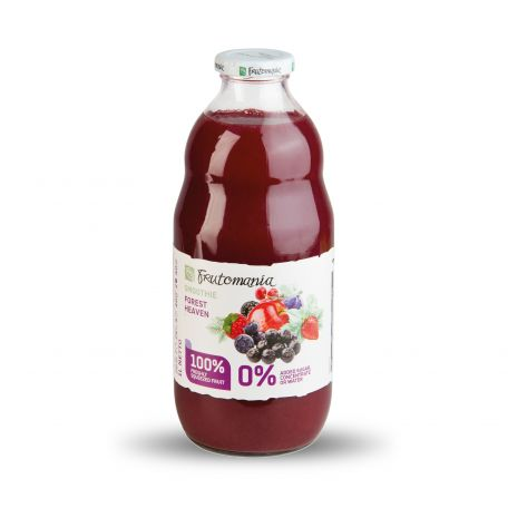 Frutomania erdei gyümölcs üdítőital 100% 1l