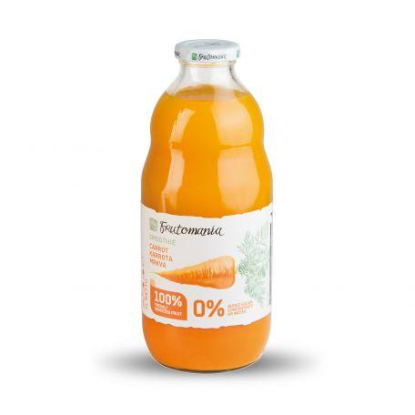 Frutomania sárgarépa üdítőital 100% 1l