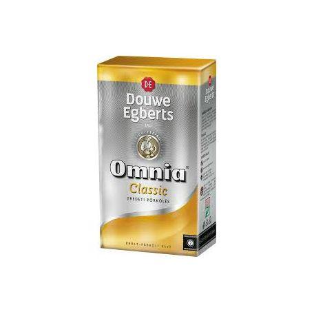 Omnia classic őrölt kávé 1kg