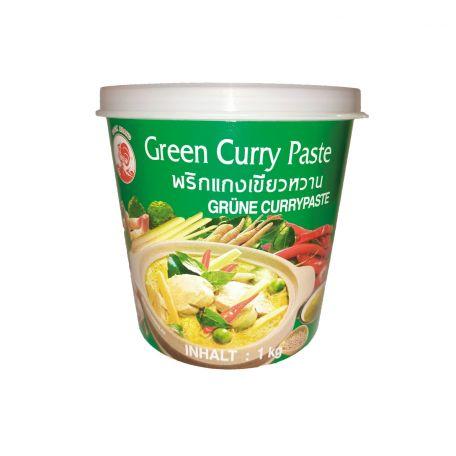 Zöld curry paszta fűszer 1kg