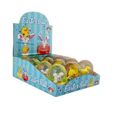 Easter water ball /12db húsvéti vízgömb cukorkával