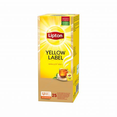 Lipton yellow label tea 25x1,8g