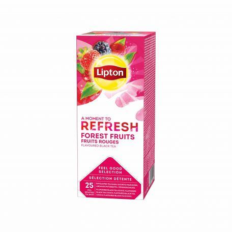 Lipton erdei gyümölcs tea 25x1,6g