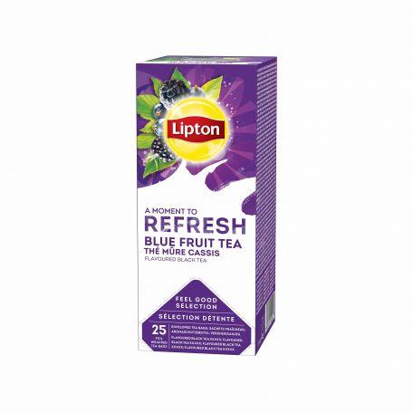 Lipton feketeribizli-áfonya-szeder tea 25x1,6g