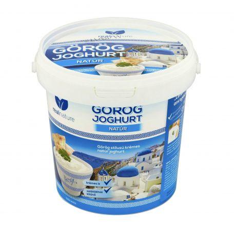 Real Nature görög joghurt 10,9% 1l