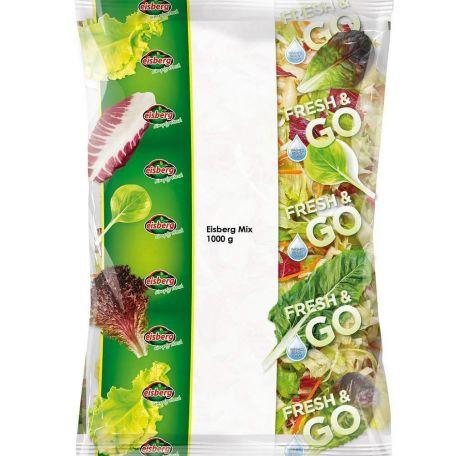 Eisberg saláta mix 1000g