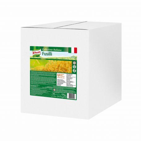 Knorr Collezione Italliana durum fusilli tészta 3kg