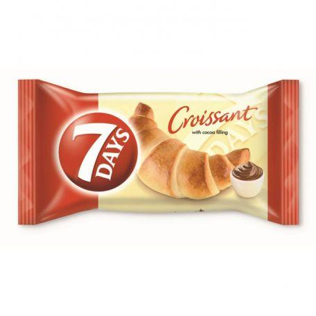 7 Day's croissant kakaós töltelékkel 60g SW.