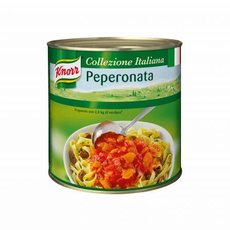 Knorr Collezione Italiana paprikaragu konzerv paradicsommal 2,6kg