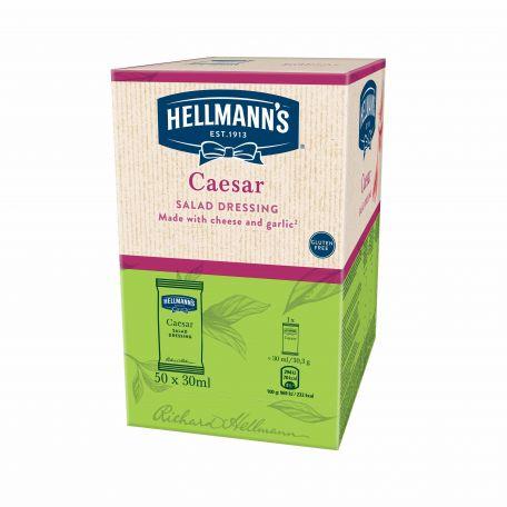 Hellmann's cézár öntet 50x30ml