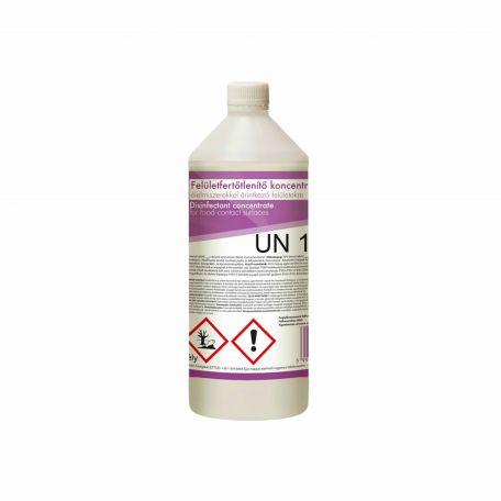 Ooops Professional felületfertőtlenítő koncentrátum élelmiszerrel érintkező felületre 1l