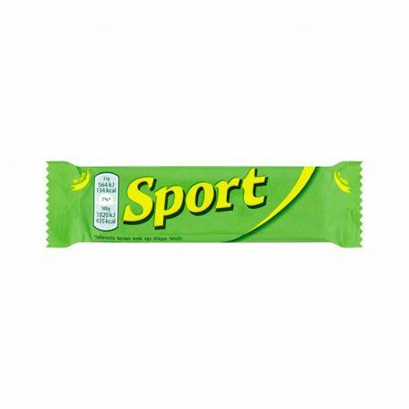 Sport szelet étcsokoládéval 31g SW.