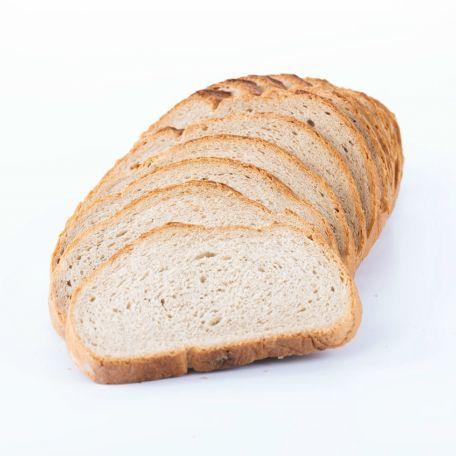 Félbarna kenyér szeletelt, csomagolt 1kg