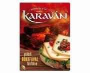 Karaván füstölt sajt szeletelt 125g