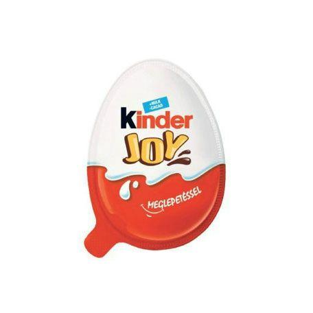 Kinder Joy meglepetés tojás 20g