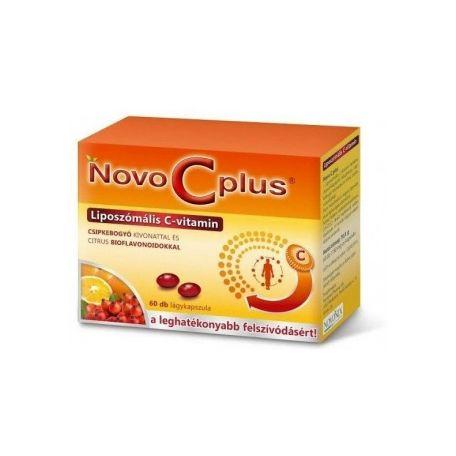 Novo C liposzomális C vitamin 60db