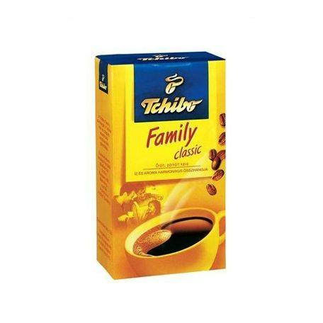 Tchibo őrölt kávé 250g