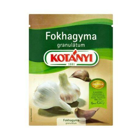 Kotányi fokhagyma granulátum 28g