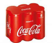 Coca-Cola multipack 6x330ml