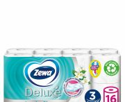 Zewa Deluxe jasmine blossom 3 rétegű wc papír 16tekercs