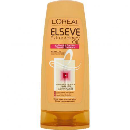 L'oréal Elseve Extraordinary oil tápláló balzsam száraz hajra 200ml