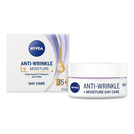 Nivea Anti Wrinkle 35+ ránctalanító nappali arckrém 50ml
