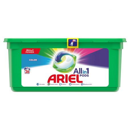Ariel color&style mosókapszula 28db