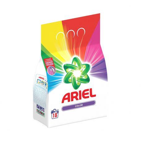 Ariel color mosópor 18mosás 1,35kg