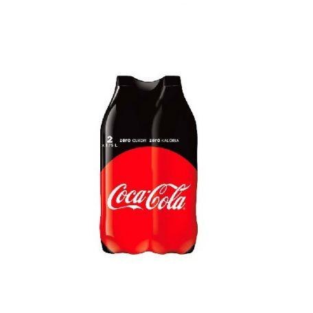 Coca-Cola zero 2x1,75l