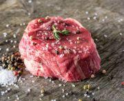 Alpesi marha bélszín steak szeletelt fagy. 200g/szelet