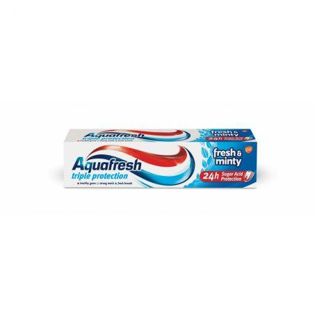 Aquafresh fresh&minty fogkrém 100ml