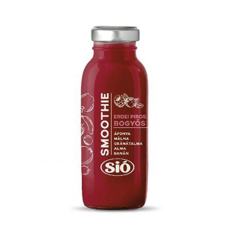 Sió smoothie erdei pirosbogyós üdítőital 250ml