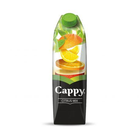 Cappy citrus mix üdítőital 1l