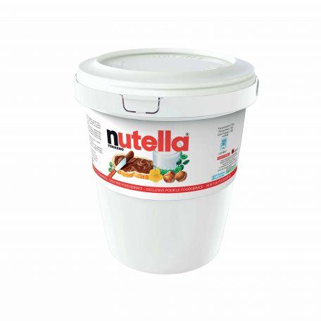 Nutella mogyorókrém 3kg