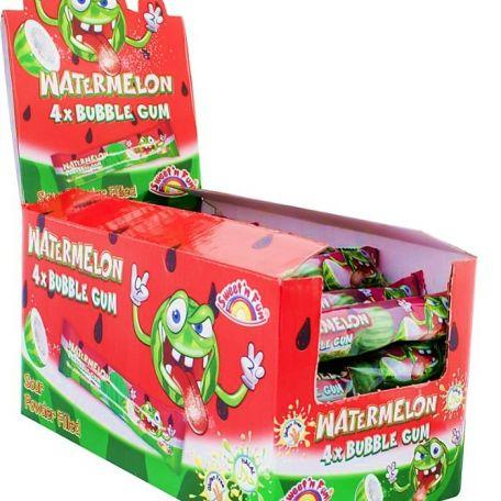 Watermelon bubble gum rágógumi 48db 4x5g