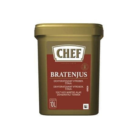 Chef Bratenjus sült hús mártás alap 1kg