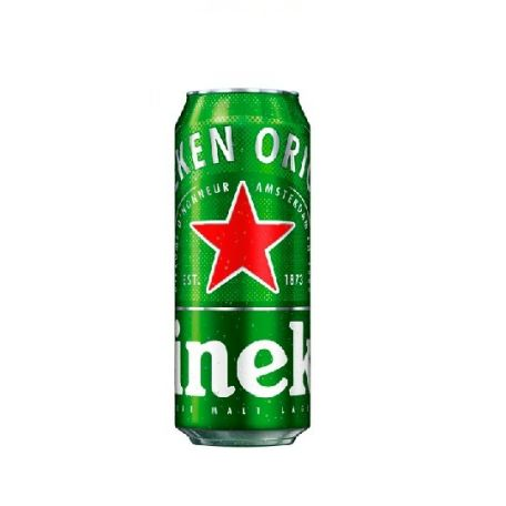 Heineken dobozos sör 5% 0,5l
