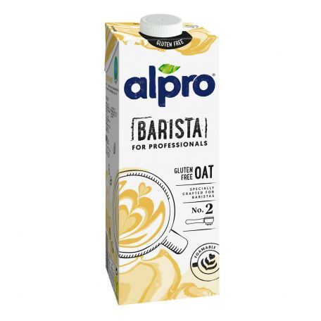 Alpro Professional gluténmentes növényi zabital 1l