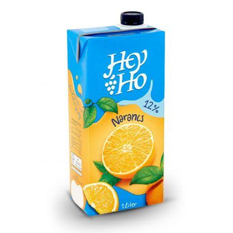 Hey-ho narancs üditőital 12% 1l
