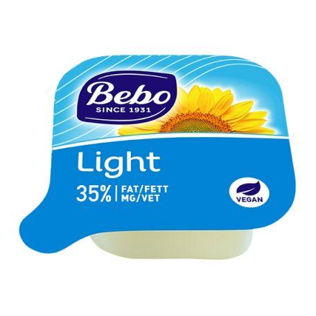 Bebo mini light margarin 35% 15g 200db/karton