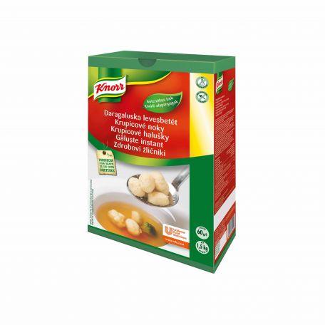 Knorr daragaluska levesbetét 1,5kg