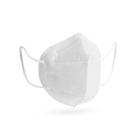 KN95 5 rétegű szájmaszk fehér 1db/csomag